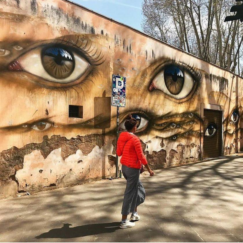 La Street Art e gli edifici dimenticati: il Forgotten Project