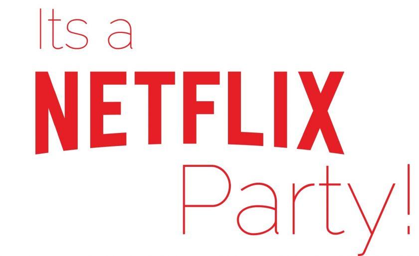 Netflix Party e la sincronizzazione dell'autonomia. Esperienze comuni nell'era dei social media