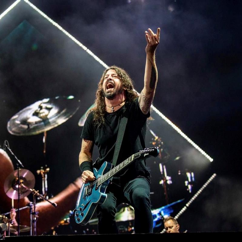 Foo Fighters, il recupero urlato dell'impulso vitalista