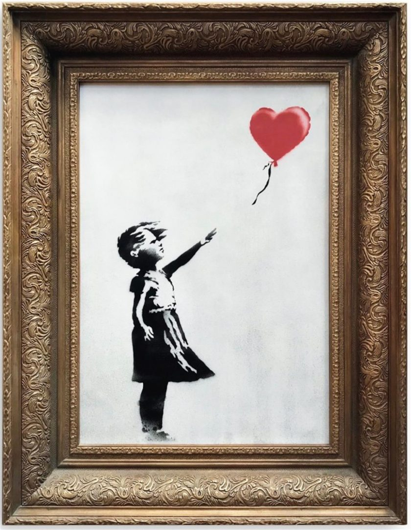 Banksy anticapitalista? È bello crederlo