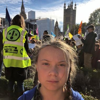 Greta Thunberg: la Giovanna d'Arco del cambiamento climatico