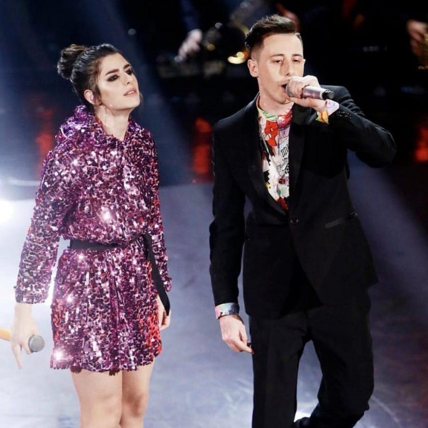 Shade e Federica Carta cantano a Sanremo l'amore tra inforg
