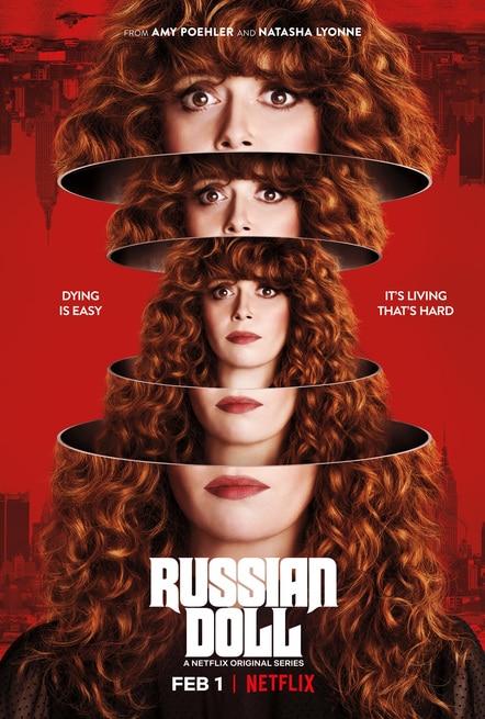 Russian Doll e il retrogusto amaro dell'esistenzialismo