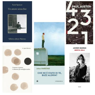 5 libri per l'Estate